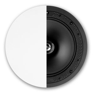 Definitive Technology DI 8R Disappearing 8-inch Round In-Ceiling Speaker – Each