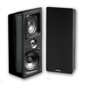 Definitive Technology Mythos Gem High Performance Compact Main or Surround Loudspeaker – Pair