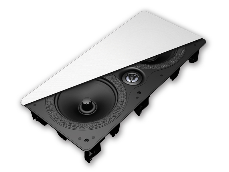 Definitive Technology DI 6.5LCR Disappearing In-Wall LCR Speaker-0