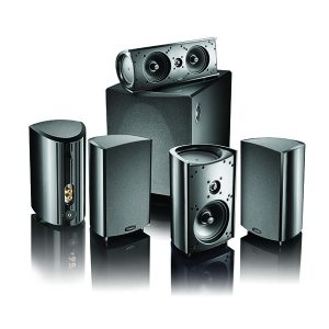 Definitive Technology ProCinema 1000 – 5.1 Home Theater Speaker System