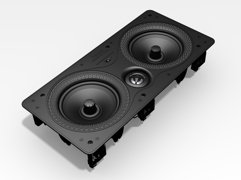 Definitive Technology DI 5.5LCR Disappearing In-Wall LCR Speaker-1688