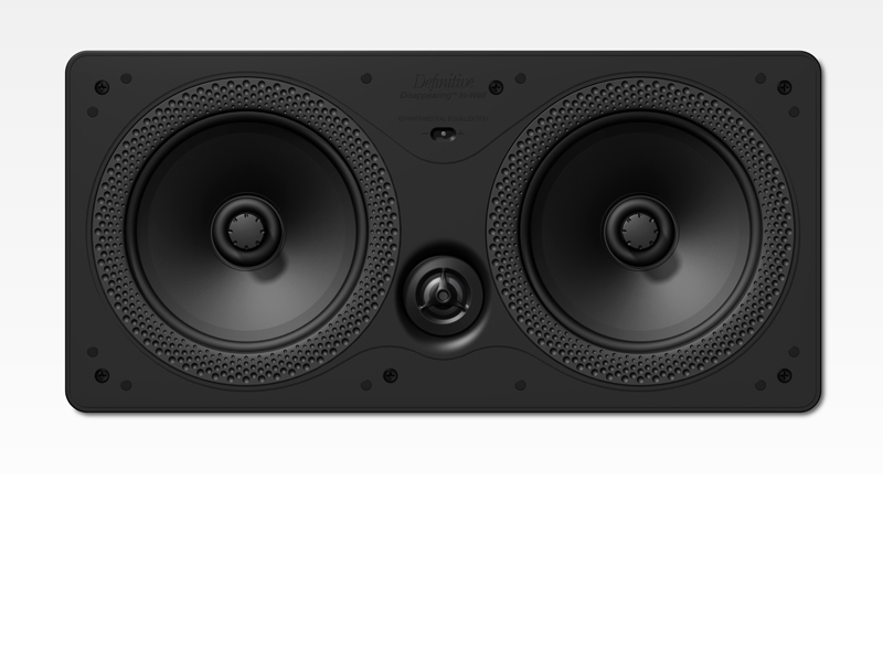 Definitive Technology DI 5.5LCR Disappearing In-Wall LCR Speaker-1691