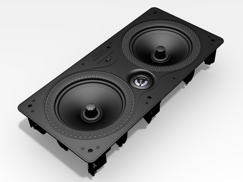 Definitive Technology DI 6.5LCR Disappearing In-Wall LCR Speaker-1687