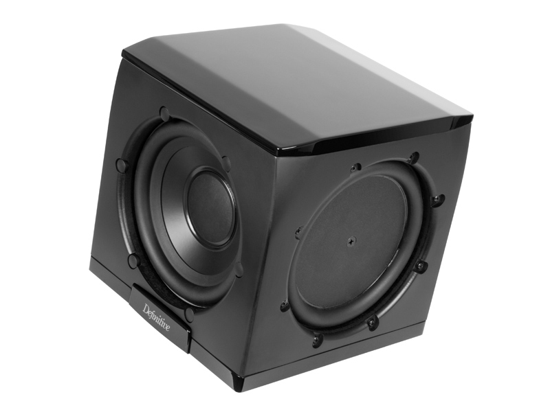 Definitive Technology Supercube 2000 7 5 U0026quot  650w Powered Subwoofer