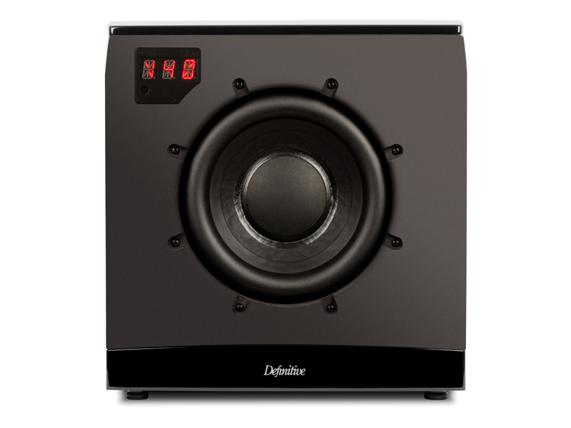 "Definitive Technology SuperCube 8000 11"" 1500W Powered Subwoofer -1581"