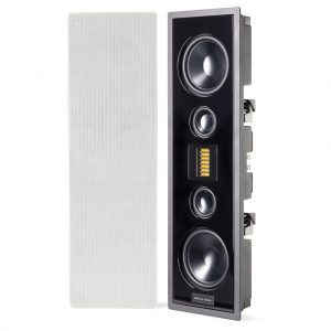 Martin Logan Edge High Performance In-Wall Speaker – Each