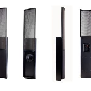Martin Logan EFX On-Wall Electrostatic Loudspeakers – Pair