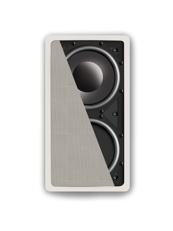 Definitive Technology IW Sub Reference Fully-Enclosed In-Wall Subwoofer - Each-0