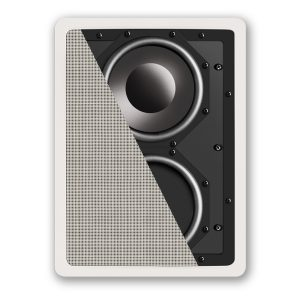 Definitive Technology IWSub 10/10 Fully-Enclosed In-Wall Subwoofer - Each-0