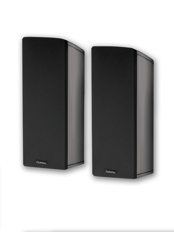 definitive technology in wall speakers. -23% definitive technology mythos gem xl high performance compact main or surround loudspeaker - each-0 in wall speakers