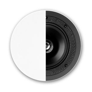 Definitive Technology DI 6.5R Disappearing 6.5-inch Round In-Ceiling Speaker – Each