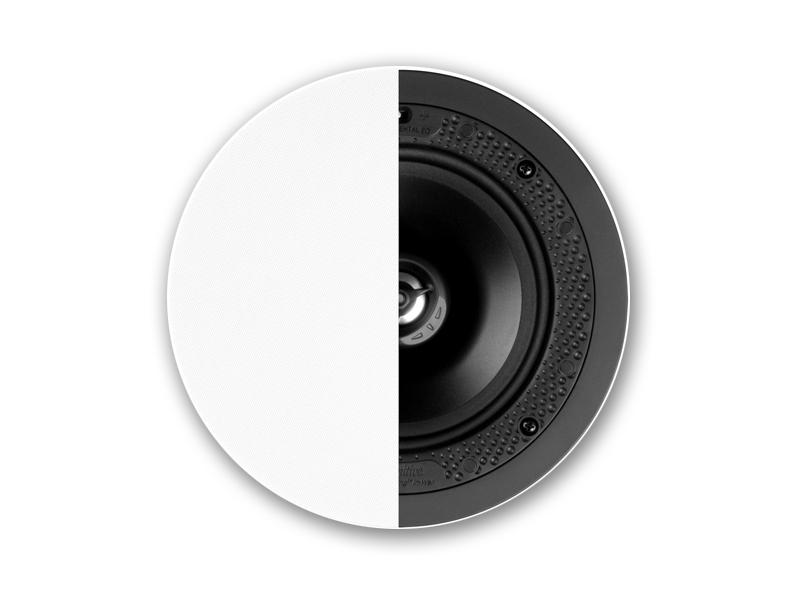 Definitive Technology DI 6.5R Disappearing 6.5-inch Round In-Ceiling Speaker - Each-0