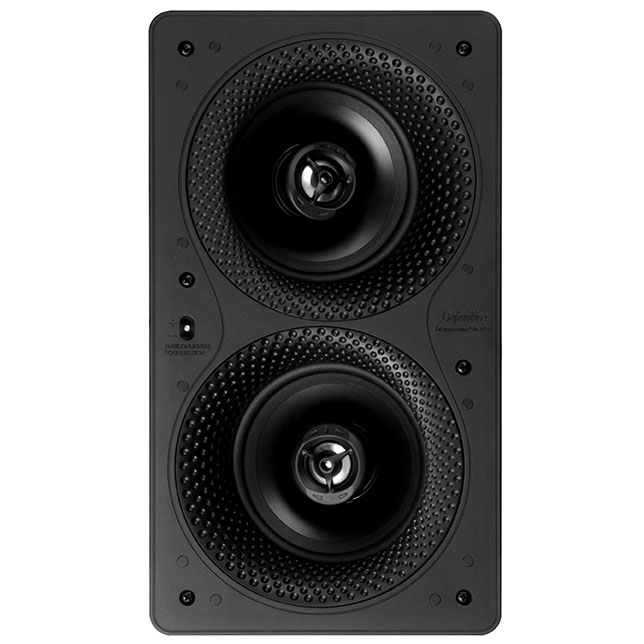 Definitive Technology DI 5.5BPS Disappearing 5.5 inch Bipolar in-wall speaker-1693