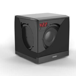 Definitive Technology SuperCube 4000 8″ 1200-Watt Powered Subwoofer