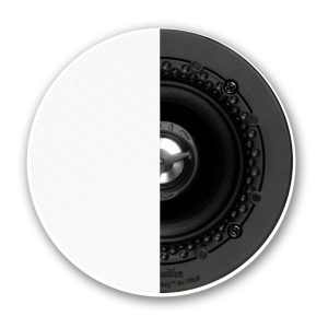 Definitive Technology DI 3.5R Disappearing 3.5-inch Round In-Ceiling Speaker – Each