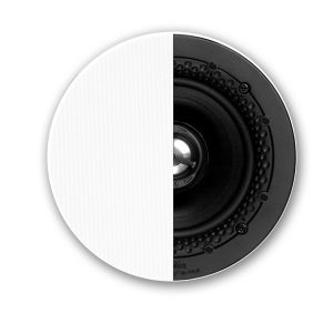 Definitive Technology DI 4.5R Disappearing 4.5-inch Round In-Ceiling Speaker – Each