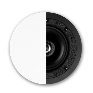 Definitive Technology DI 5.5R Disappearing 5.5-inch Round In-Ceiling Speaker – Each