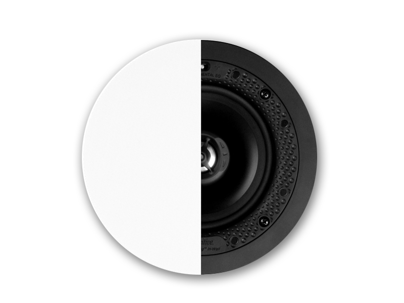Definitive Technology DI 5.5R Disappearing 5.5-inch Round In-Ceiling Speaker - Each-0