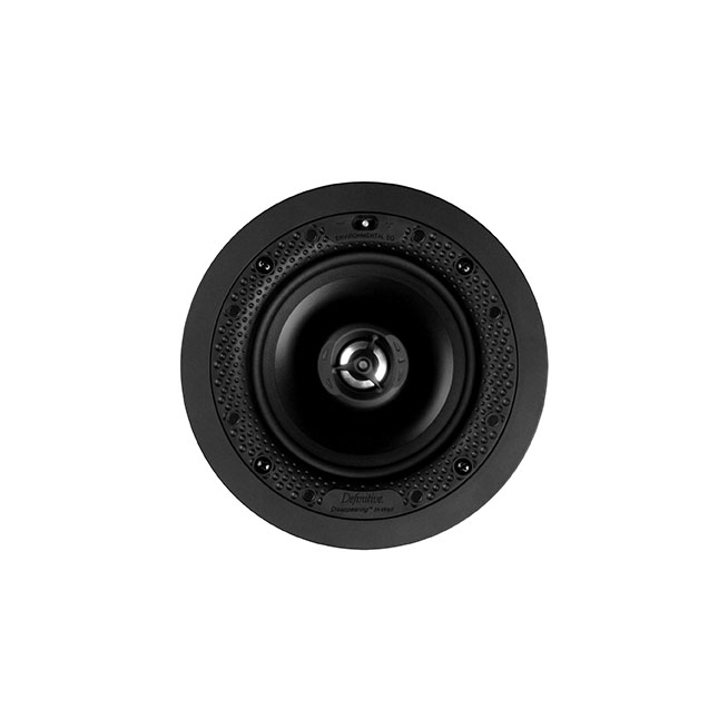 Definitive Technology DI 5.5R Disappearing 5.5-inch Round In-Ceiling Speaker - Each-1715