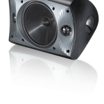 Paradigm Stylus 470-SM Single Stereo Outdoor Speaker Black (Each)-0