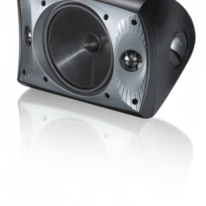 Paradigm Stylus 470-SM Single Stereo Outdoor Speaker Black (Each)