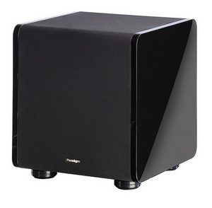 Paradigm Cinema Sub v.4 300 Watt Powered 8 inch Subwoofer