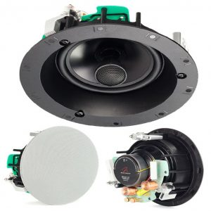 Martin Logan Helos 12 In-Ceiling Speaker with Pivoting Tweeter – Each
