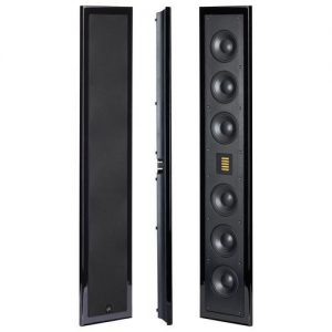 Martin Logan Motion SLM XL Ultra-Slim On-Wall Speaker – Each