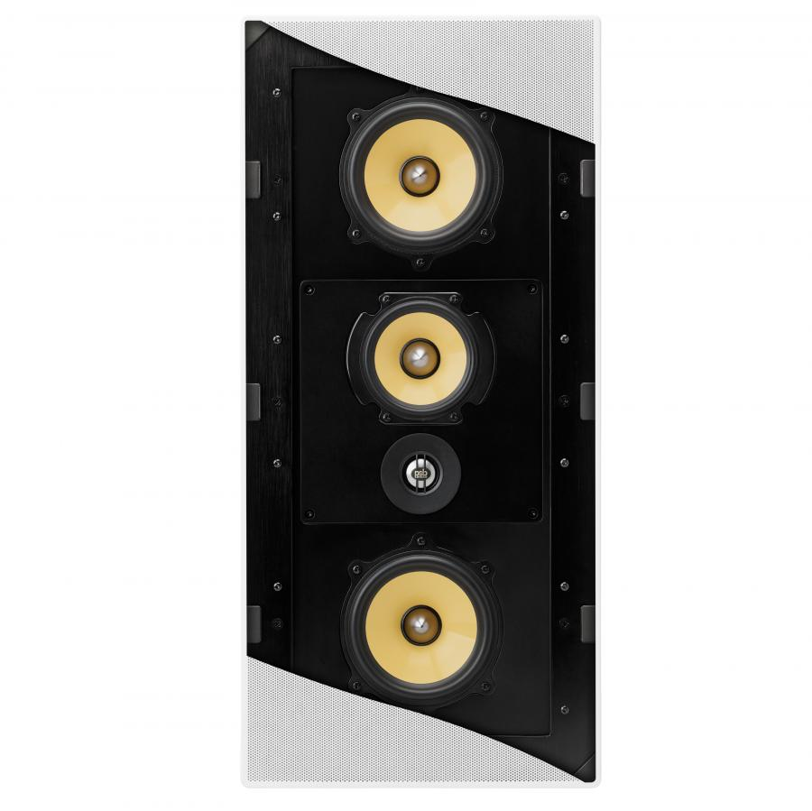 Psb W Lcr2 3 Way In Wall Speaker Each Designer Audio