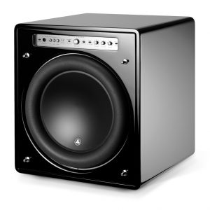JL Audio Fathom F113 v.2 13.5-inch Powered Subwoofer (Gloss Black)