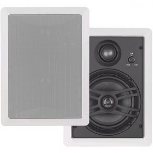Yamaha NS-IW660 In-Wall 3 Way Speaker - Pair-0