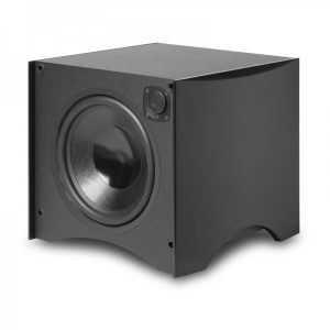Atlantic Technology 224SB 10″ Powered Box Subwoofer