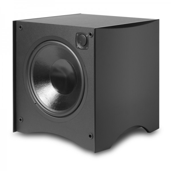 "Atlantic Technology 444SB 12"" Powered Box Subwoofer-4535"