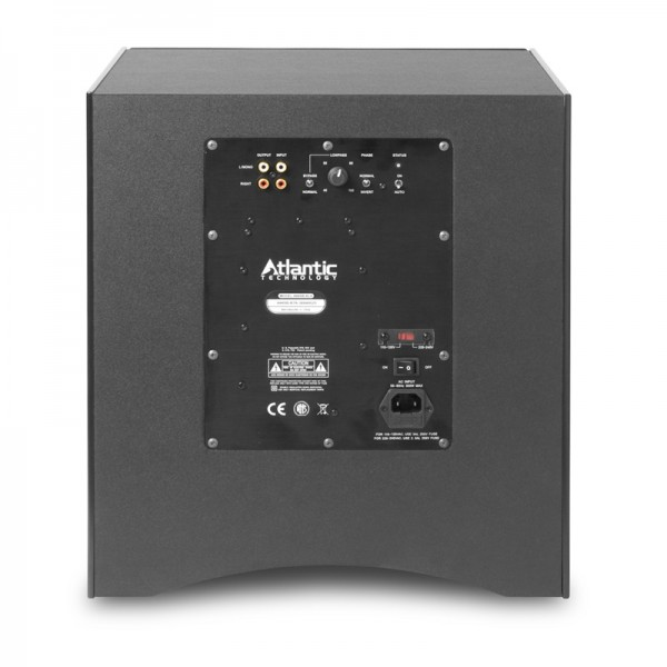 "Atlantic Technology 444SB 12"" Powered Box Subwoofer-4534"
