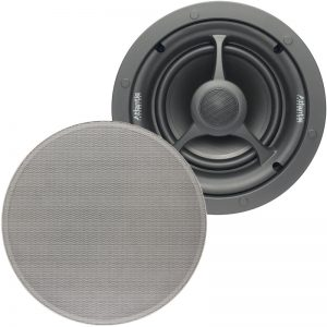 Atlantic Technology IC-6.2-S Thin Bezel In Ceiling 6 1/2 inch Speaker – (Each)
