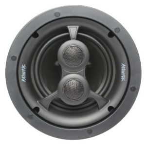 Atlantic Technology IC-6.3-S Thin Bezel Trimode In Ceiling 6 1/2 inch Speaker - Each-0