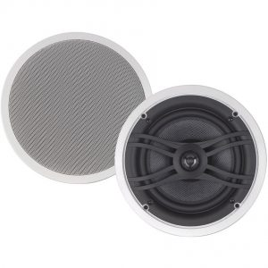Yamaha NS-IW560C In-Ceiling 2-Way Speaker - Pair-0