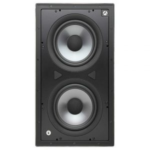 Atlantic Technology IW-28SUB Thin Bezel Dual 8 inch Passive In-Wall Subwoofer-0