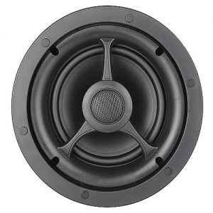 Atlantic Technology IC-6.1-S Thin Bezel In Ceiling 6 1/2 inch Speaker – (Each)