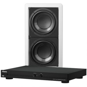 Atlantic Technology IWTS-8e SUB 8 inch Dual In-Wall THX Subwoofer