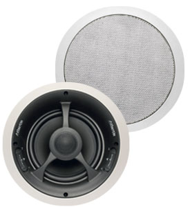 Atlantic Technology IC-6HT-S Thin Bezel In Ceiling 6 1/2 inch Speaker – (Each)