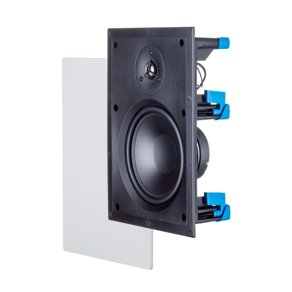 Paradigm Ci Home H65-IW In-Wall 6.5 inch Speaker - Each - Designer ...