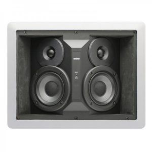 Atlantic Technology IWTS-14SR In-Wall Surround Speakers – (Pair)