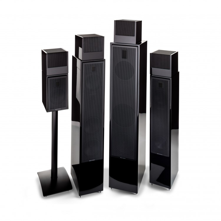 Martin Logan Motion AFX Dolby Atmos Height Effects Speakers (Pair)-4807