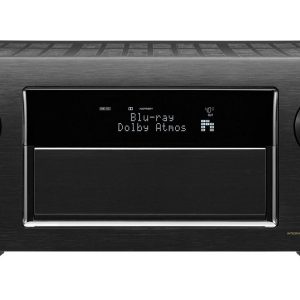 Denon AVR-X7200WA 9.2-Channel Flagship In-Command Networked A/V Receiver with Dolby Atmos-0
