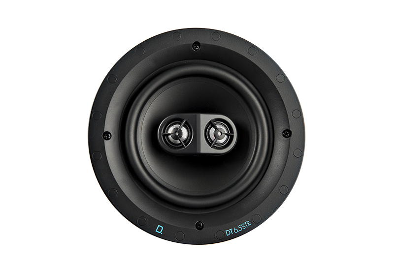 Definitive Technology DT6.5STR In-Ceiling 6.5 Inch Stereo or 2 way Surround Speaker (Each)-0
