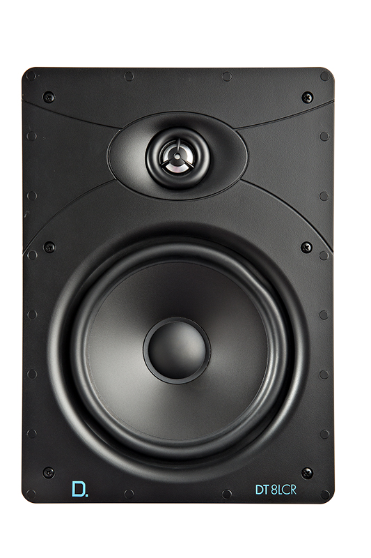 Definitive Technology DT8LCR In-Wall 8 Inch LCR Speaker (Each)-0
