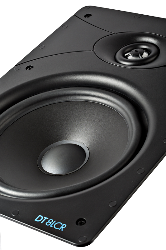 Definitive Technology DT8LCR In-Wall 8 Inch LCR Speaker (Each)-4826