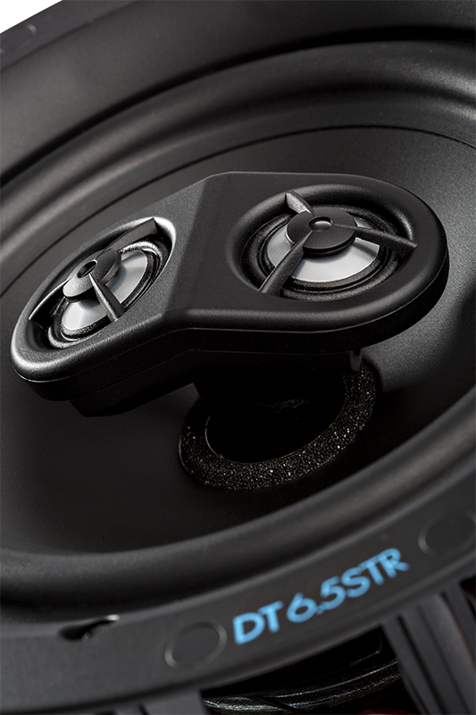 Definitive Technology DT6.5STR In-Ceiling 6.5 Inch Stereo or 2 way Surround Speaker (Each)-4827