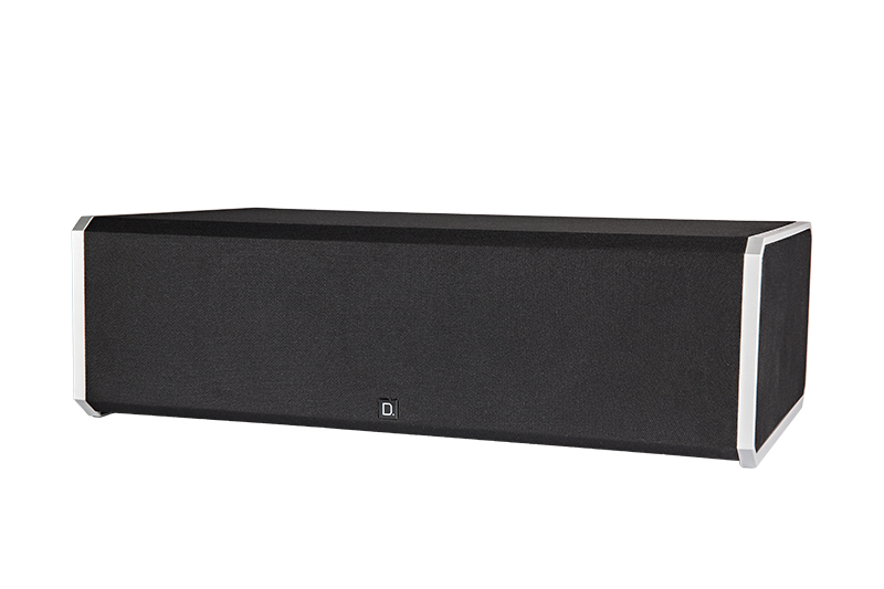 Definitive Technology CS9080 Center Channel Speaker with Integrated 8 inch Powered Subwoofer and Bass Radiator-0